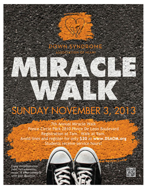 Miracle Walk2013-Posh Magazine