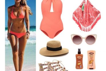 Look de verano-playa-posh magazine-shopping with claudia