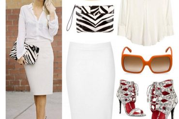 white look-shopping with claudia-posh magazine