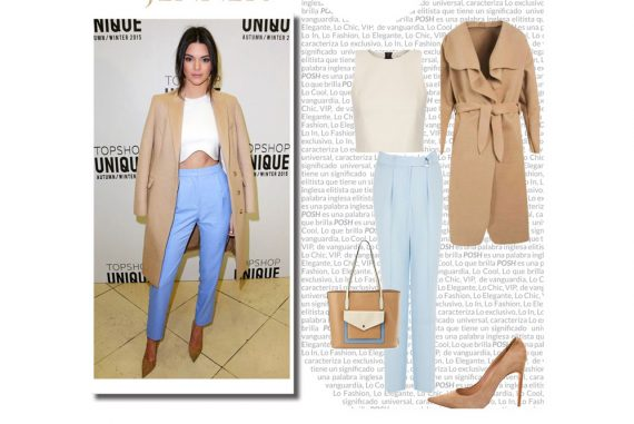 Look Kendall Jenner